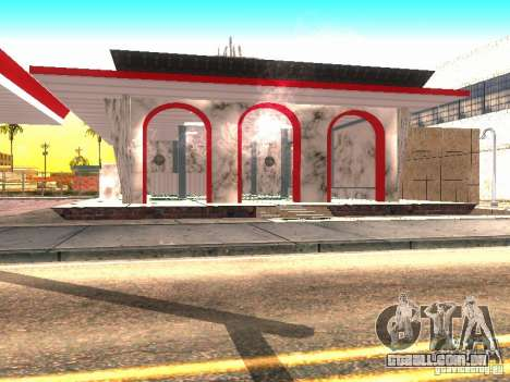 Mesquita e animação, oração para GTA San Andreas