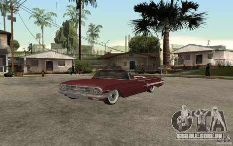 Chevrolet Impala 1960 para GTA San Andreas