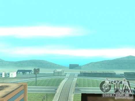 Timecyc - Purple Night v2.1 para GTA San Andreas segunda tela