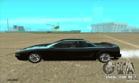 ENBSeries v4.0 HD para GTA San Andreas terceira tela