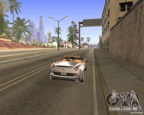 ENBSeries By Krivaseef para GTA San Andreas sexta tela