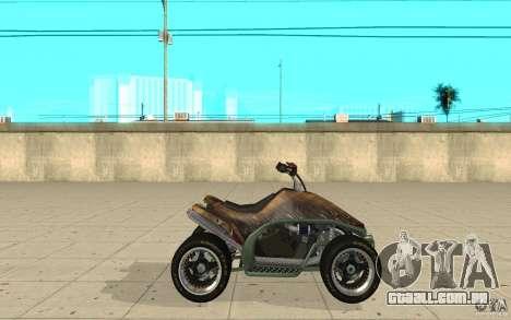 Powerquad_by-Woofi-MF pele 3 para GTA San Andreas esquerda vista