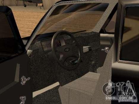VAZ 2121 Tuning para GTA San Andreas vista direita