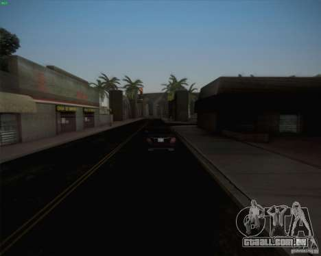 Novas estradas ao redor de San Andreas para GTA San Andreas segunda tela