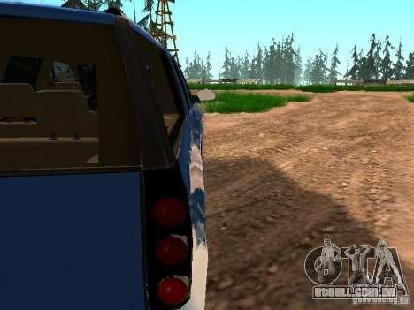 GMC Yukon Denali XL para vista lateral GTA San Andreas