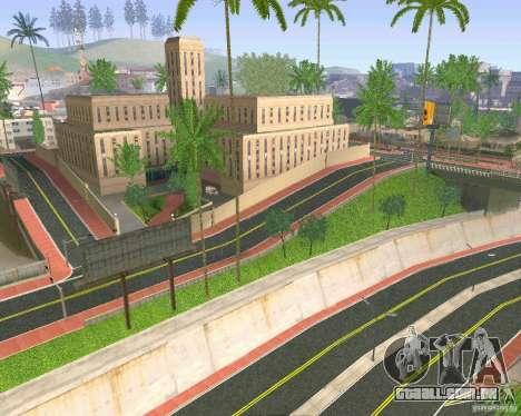 Novas texturas de Los Santos para GTA San Andreas décima primeira imagem de tela