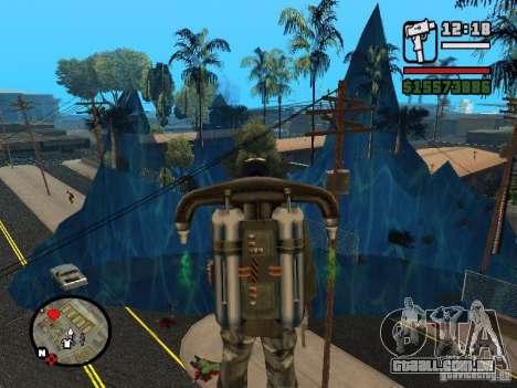 Tsunami para GTA San Andreas terceira tela