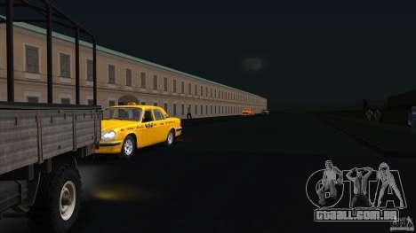 Arzamas beta 2 para GTA San Andreas sexta tela