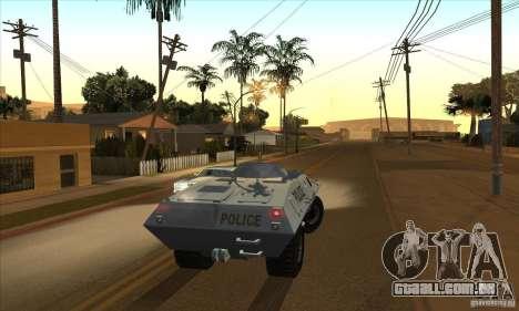 Enb Series HD v2 para GTA San Andreas décima primeira imagem de tela