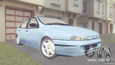 Fiat Brava HGT para GTA San Andreas