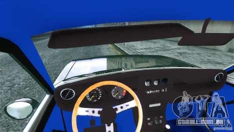 Mazda RX3 para GTA 4 esquerda vista