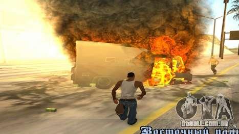 Bônus coletores v 1.2 para GTA San Andreas quinto tela