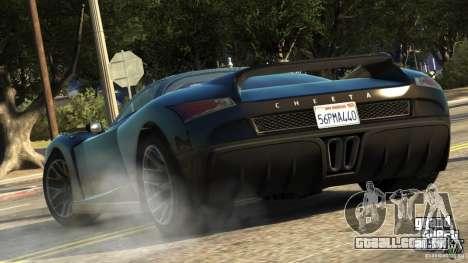 Telas de carregamento de GTA 5 para GTA San Andreas terceira tela
