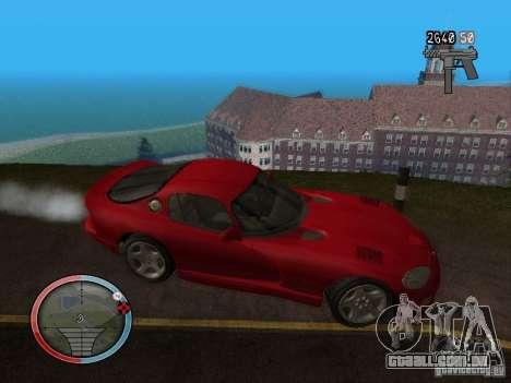 GTA IV HUD Final para GTA San Andreas oitavo tela