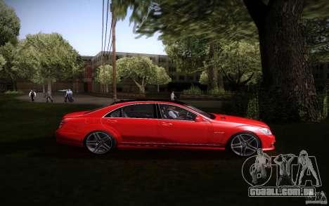 New Graphic by musha v2.0 para GTA San Andreas por diante tela