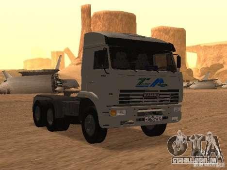 KAMAZ 6460 para GTA San Andreas