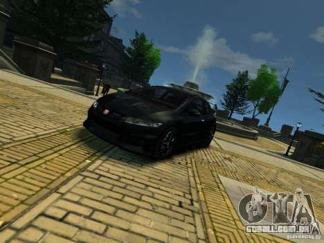 Honda Civic Type R Mugen para GTA 4