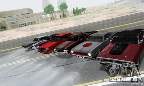 ENBSeries by dyu6 v6.5 Final para GTA San Andreas