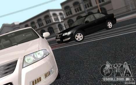 Nissan Almera Classic para GTA San Andreas esquerda vista