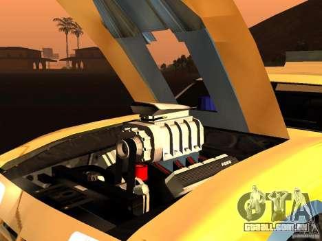 Ford Falcon XB Coupe Interceptor para GTA San Andreas vista direita
