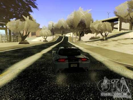 ENBSeries by Maksss@ para GTA San Andreas por diante tela