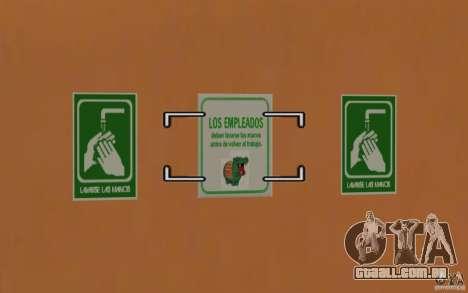 Pumper Nic Mod para GTA San Andreas nono tela