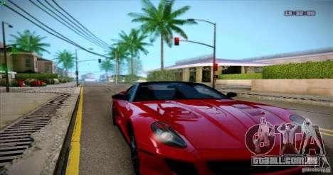 Paradise Graphics Mod (SA:MP Edition) para GTA San Andreas segunda tela