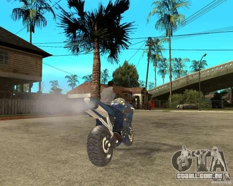 2005 Yamaha R1 para GTA San Andreas