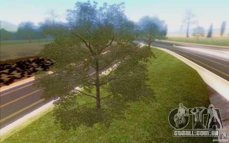 Behind Space Of Realities 2013 para GTA San Andreas nono tela