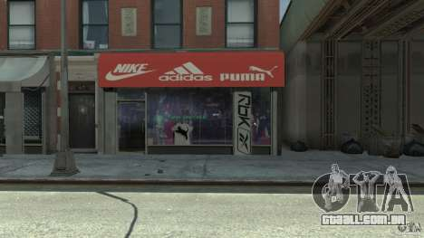 New gas station para GTA 4 sexto tela