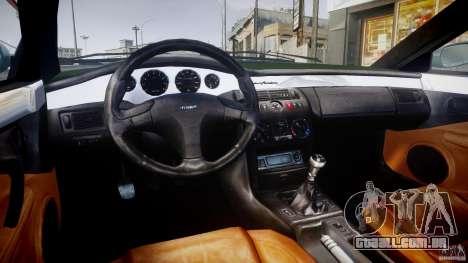 Fiat T20 Coupe para GTA 4 vista direita