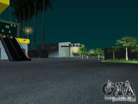 Novo showroom em San Fierro para GTA San Andreas sexta tela
