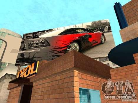 Nova transfender em Los Santos. para GTA San Andreas