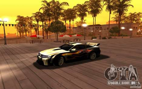 ENBSeries by RAZOR para GTA San Andreas terceira tela