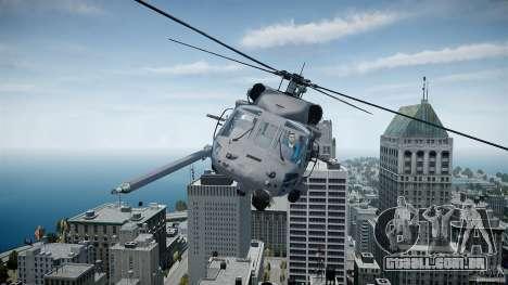 HH-60G Pavehawk para GTA 4 esquerda vista