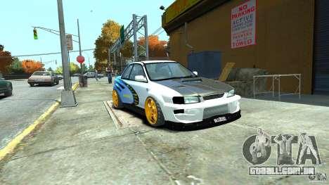 Subaru Impreza 22B STI 1999 para GTA 4