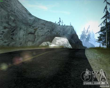 Novas estradas ao redor de San Andreas para GTA San Andreas