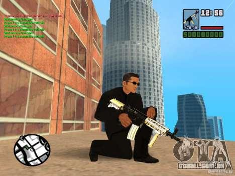 Gun Pack by MrWexler666 para GTA San Andreas terceira tela