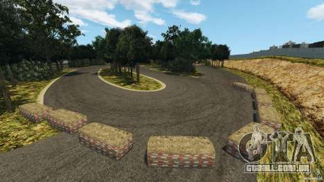 Bihoku Drift Track v1.0 para GTA 4 oitavo tela