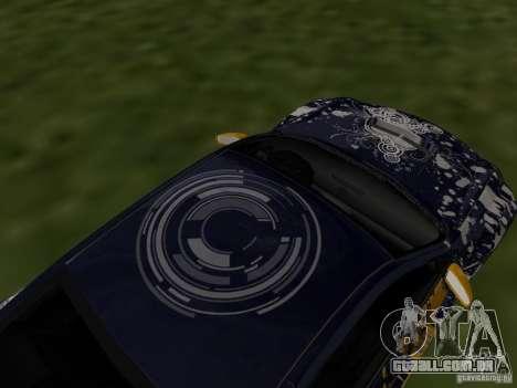 Infinity G35 Binsanity para GTA San Andreas vista direita