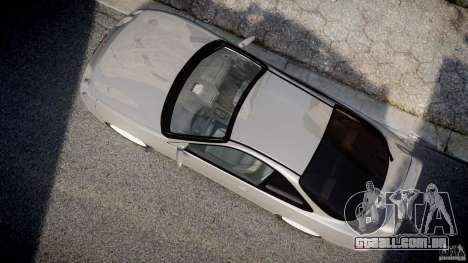 Acura Integra Type-R para GTA 4 vista direita