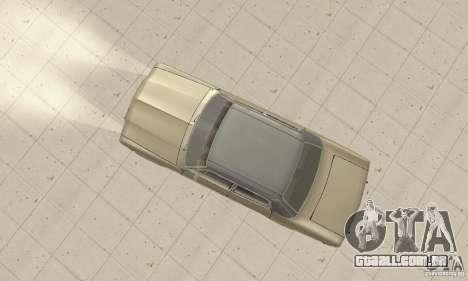 AMC Matador 1971 para GTA San Andreas traseira esquerda vista