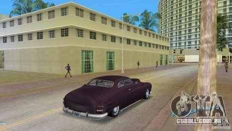 Hermes HD para GTA Vice City deixou vista