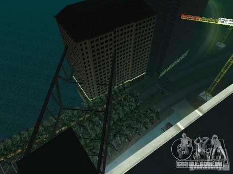 Nova cidade v1 para GTA San Andreas sétima tela