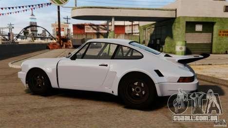 Porsche 911 Carrera RSR 3.0 Coupe 1974 para GTA 4 esquerda vista