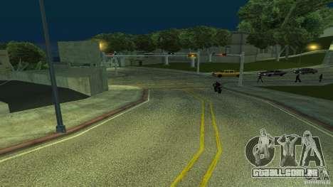 New HQ Roads para GTA San Andreas décima primeira imagem de tela