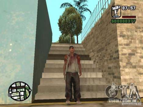 Markus young para GTA San Andreas