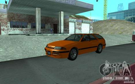 Estrato de GTA IV para GTA San Andreas vista interior