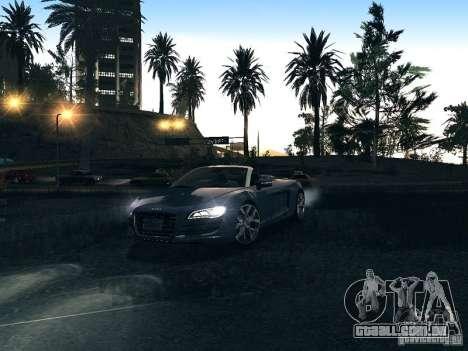 ENB Series By Raff-4 para GTA San Andreas