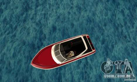GTAIV Tropic para GTA San Andreas vista direita